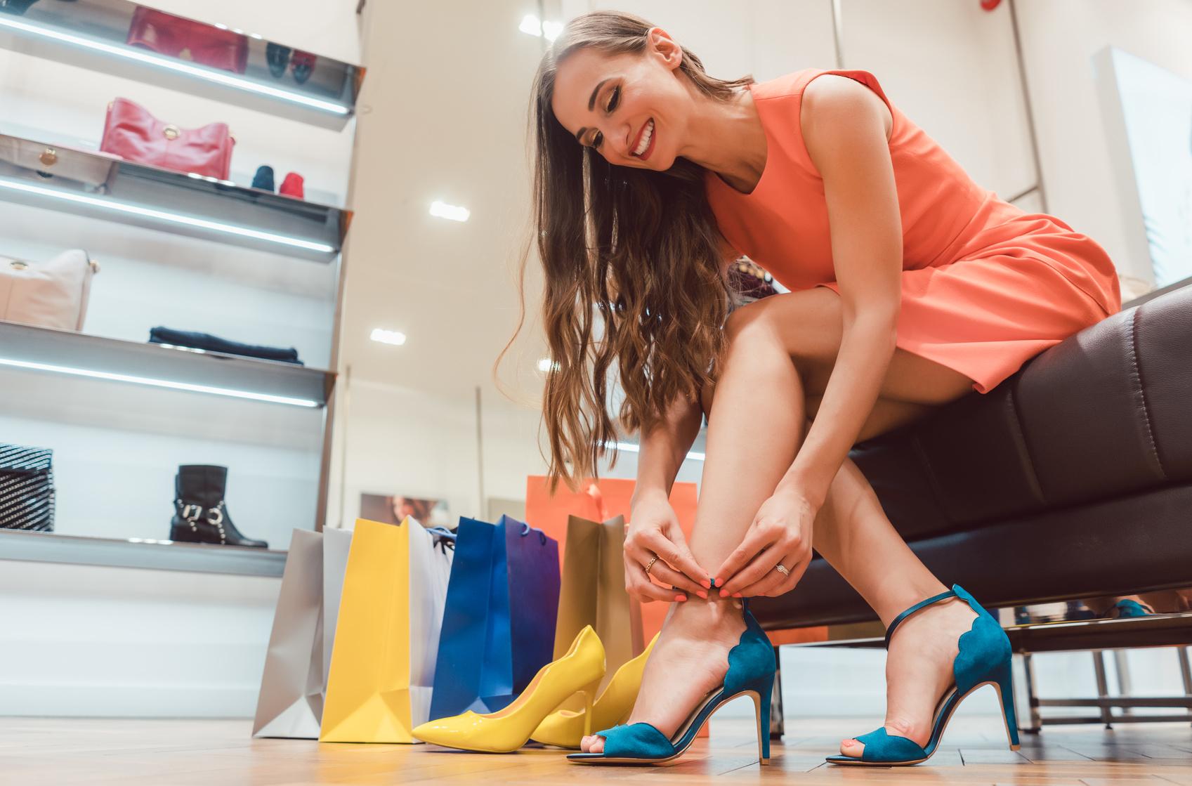 modne sandały damskie
