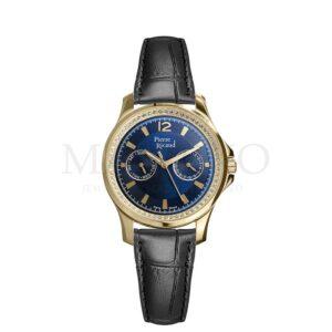 zegarek Piere Ricaud na skórzanym pasku