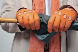 rękawice samochodowe
